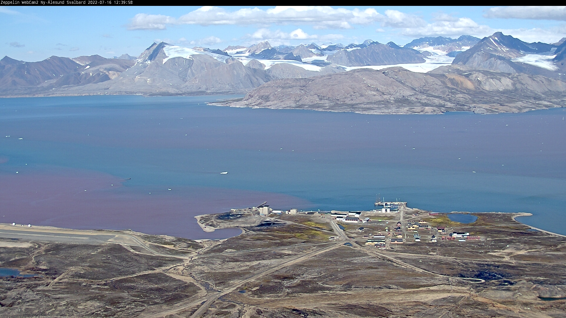 Web Camera is located in Norway.